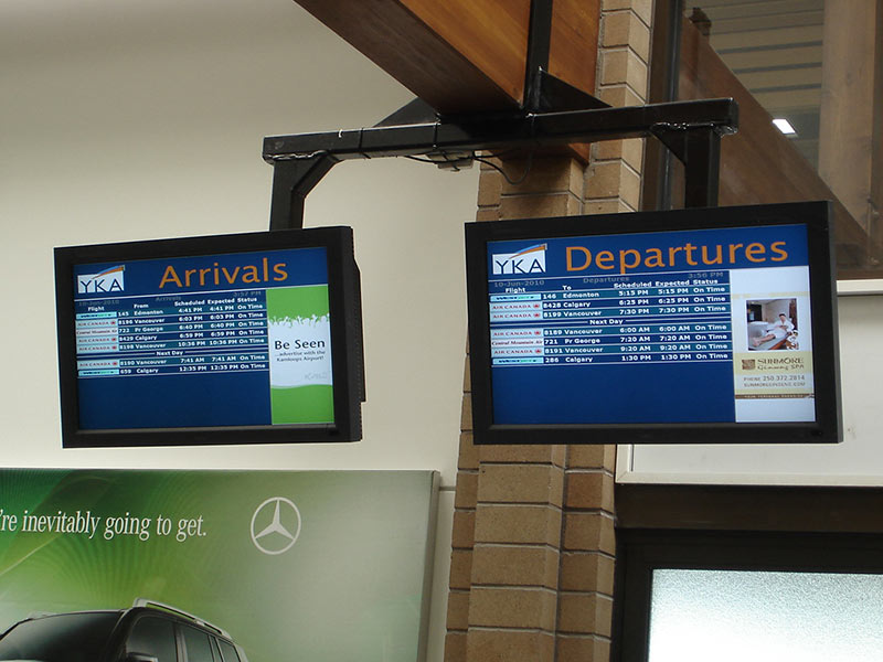 Kamloops Airport